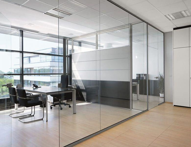 Cam Ofis Kullanım Alanları ve Özellikleri