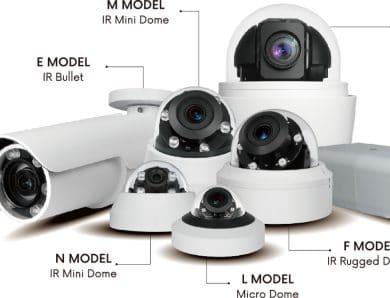 Güvenlik Kamerası Teknolojileri